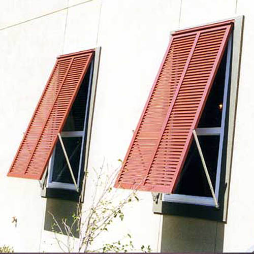Hurricane Shutter Features Storm Amp Security Products