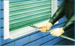 Security Roll Shutters